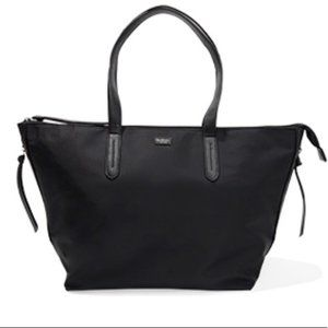 Botkier New York Bond Black Tote Nylon FabFitFun